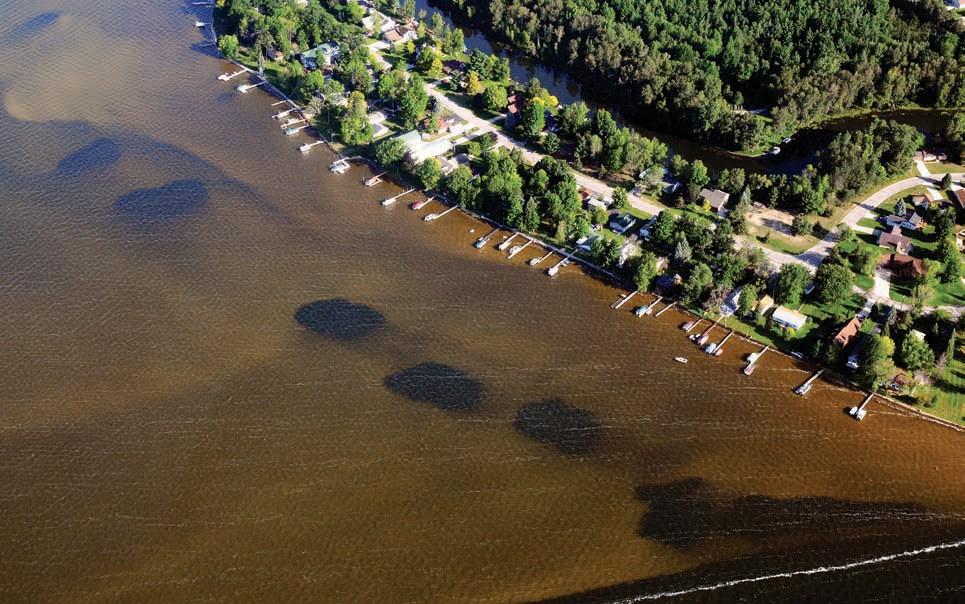 Sandsucker Holes Still Present Hazard After Almost 70 Years Houghton Lake Resorter